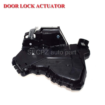 69130-02130 FRONT RIGHT PASSENGER SIDE DOOR LOCK ACTUATOR CENTRAL MECHANISM FOR TOYOTA CAMRY COROLLA MATRIX SEINNA image