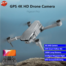 GPS Dual Positioning Optical Flow Mode Intelligent Remote Control GPS RC Drone 5