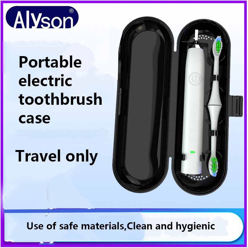 1PC Portable Electric Toothbrush Case Toothbrush Holder Bathroom Accessories Holder Travel Storage Box Dropshipping image