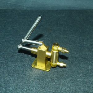 Image 5 - النحاس محرك بخاري المرجل اليد مضخة تغذية M8 لايف