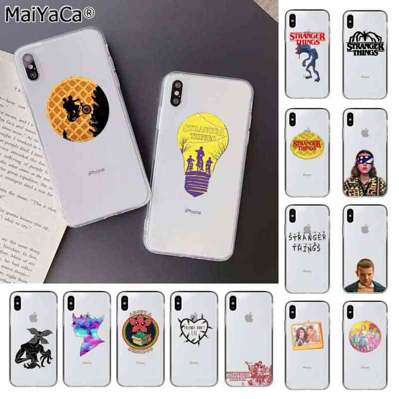 Maiyaca Asing Hal Photo Ponsel Case untuk Apple iPhone 11 Pro 8 7 66S Plus X XS Max 5S SE XR Cover