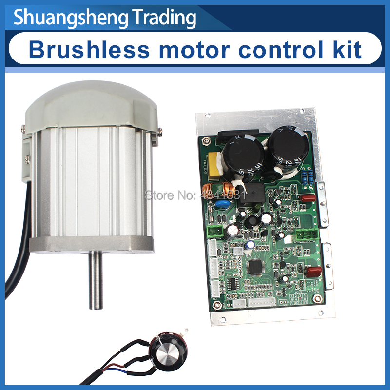 850W Brushless DC Motor / Main Control Board / WM210V Lathe Power Drive Board&Motor Kit