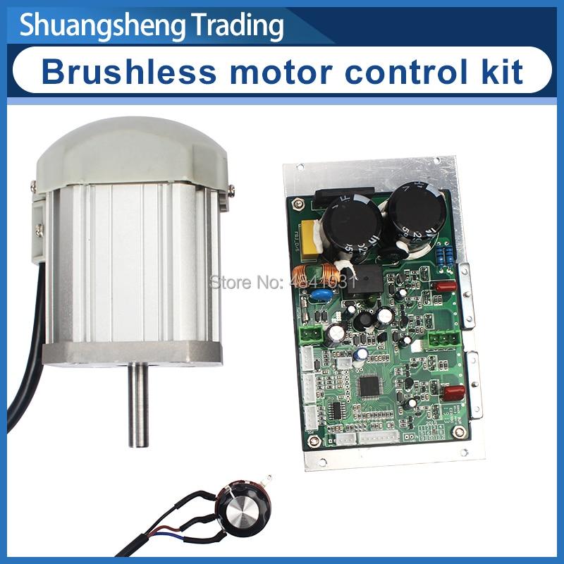 850W Brushless DC Motor / Main Control Board / WM210V Lathe Power Drive Board&Motor Kit