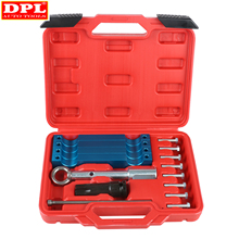 Timing Tool Set Camshaft Timing Alignment Tools For Mercedes Benz M157 M276  M278 with T100 and Injector Removal Puller Tool