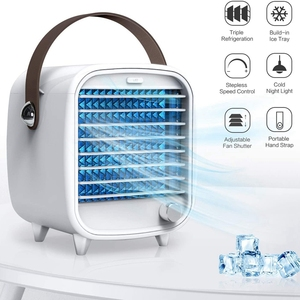 Portable Air Conditioner, USB