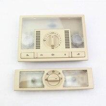 Потолочная лампа с ИК датчиком-выключателем для VW Polo 9N 2002-2010 FOX 2005-2012 EU Seat Altea Leon 6Q0959613A 6Q0959613A 6Q0947291A
