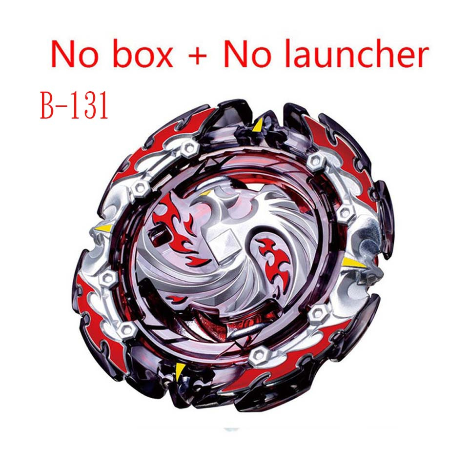 New <font><b>Beyblade</b></font> Burst <font><b>B</b></font>-131 <font><b>B</b></font>-134 <font><b>B</b></font>-<font><b>133</b></font> Toupie Bursts Metal God Spinning Top Bey Blade Blades Toy Gold image