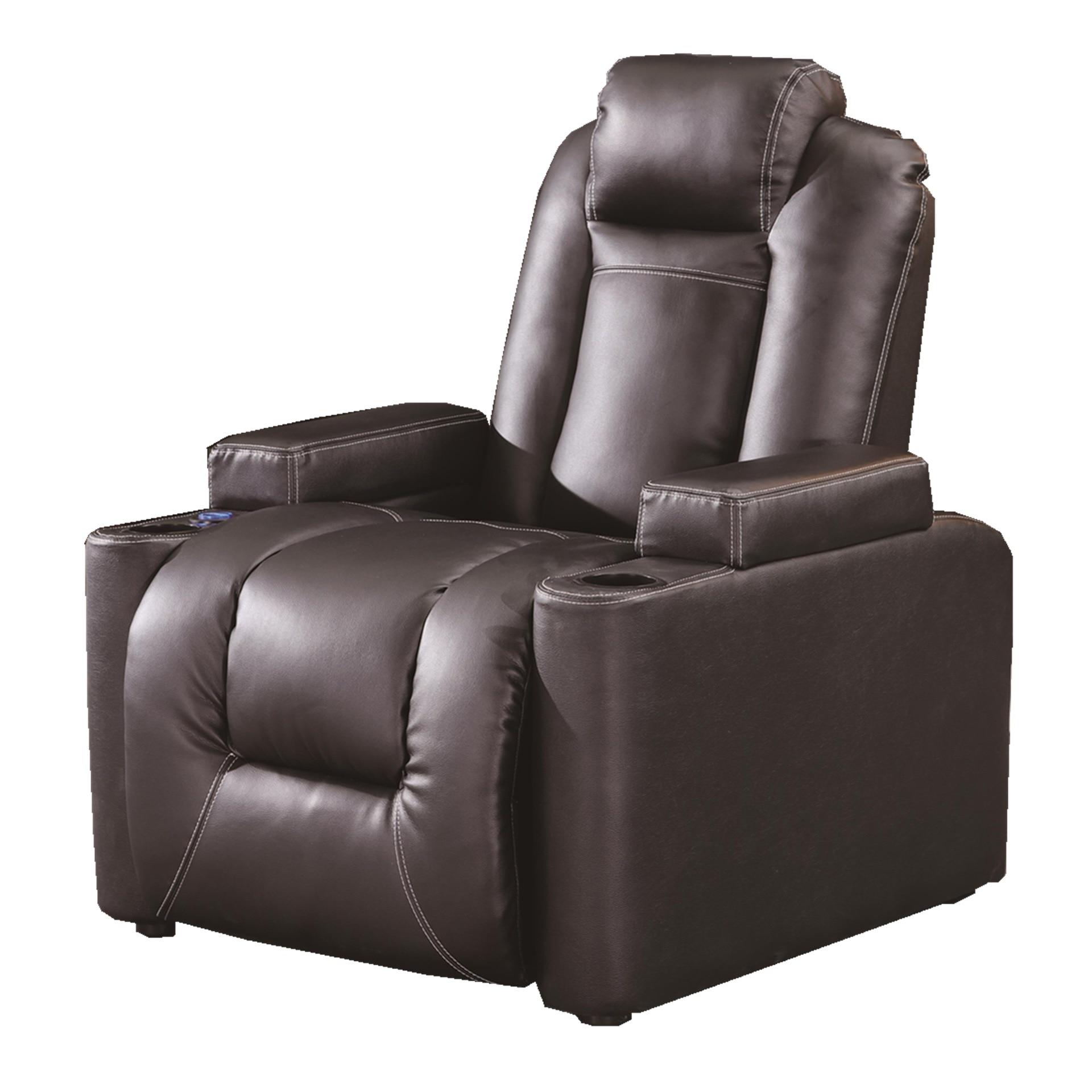 Manufacturer New Modern Minimalist Cinema Sofa Electric Massage Home Theater Project Custom Sofa