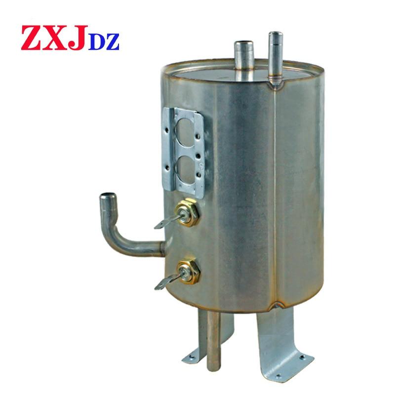 Water Heater Hot Water Heater Heater Accessories Stainless Steel Energy Saving Tank Heating Tank Universal Electric Heating Tube