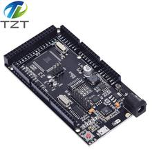 Mega2560 + Wi-Fi, R3 ATmega2560 + ESP8266 32Мб оперативной памяти, USB-TTL CH340G. Совместимость с Arduino Mega NodeMCU для WeMos MEGA 2560