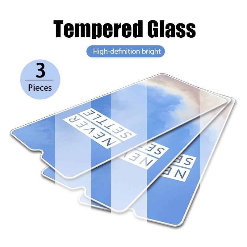 3 шт. пленка протектор экрана для one plus, 7 и 8 лет Закаленное стекло Защитная пленка для мобильного телефона Oneplus 6, 6T, 7T, 8T 5/5T 3 3T Nord N100 N10 5G стекло|Защитные стёкла и плёнки для телефонов|   | АлиЭкспресс