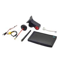 Iii 3Rd Version Duel Receivers All-In-One 5 Inch Fpv Monitor for Fpv Rc Racing Kit
