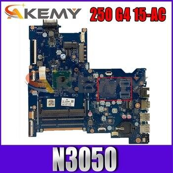 817846-001 817846-601 For HP Pavilion 250 G4 15-AC Celeron N3050 Laptop Motherboard ABQ52 LA-C811P SR29H DDR3 Notebook Mainboard 1