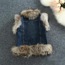 Women Real Fur Vest Fall Winter Large Fox Fur Collar Female Outerwear Short V-Neck Sleeveless Fur Waistcoat Free Shipping(China)