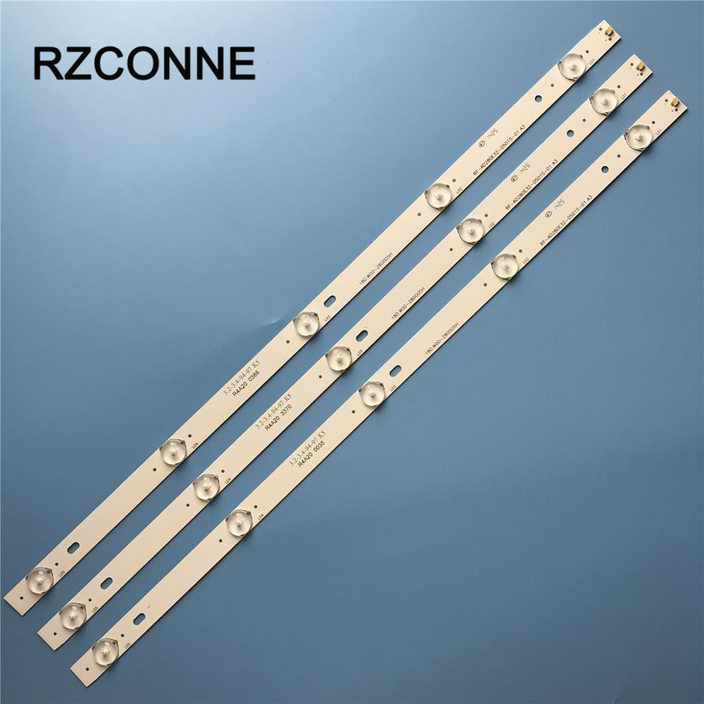 LED Backlight Strip 5 Lamps For RF-AD280E32-0501S-01 A3 TF-LED28S9T2 CX275DLEDM 53cm