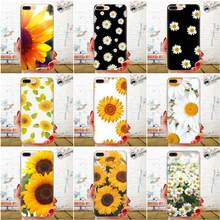Soft TPU 2017 New Arrival Summer Sunflower For Xiaomi Redmi Note 2 3 3S 4 4A 4X 5 5A 6 6A Pro Plus(China)