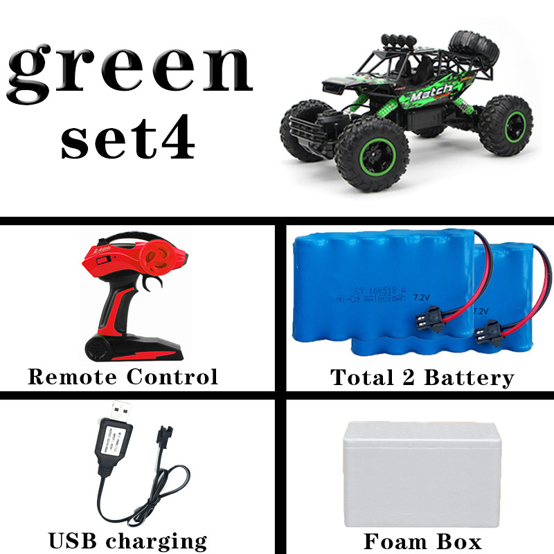 37cm green 2 battery