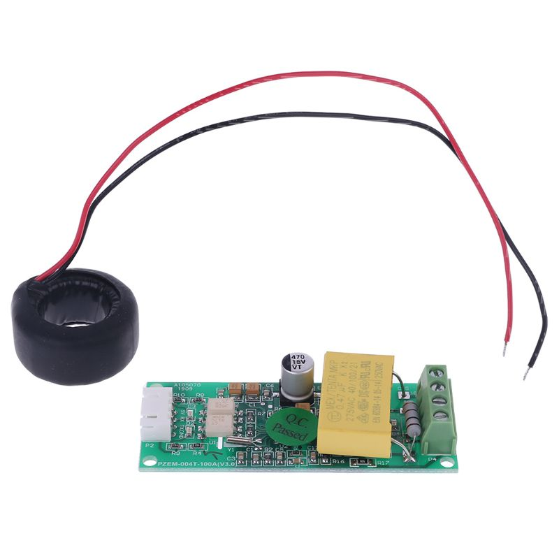 AC Digital Multifunction Meter Watt Volt Power Amp Current Test Module PZEM-004T G08 Whosale&DropShip