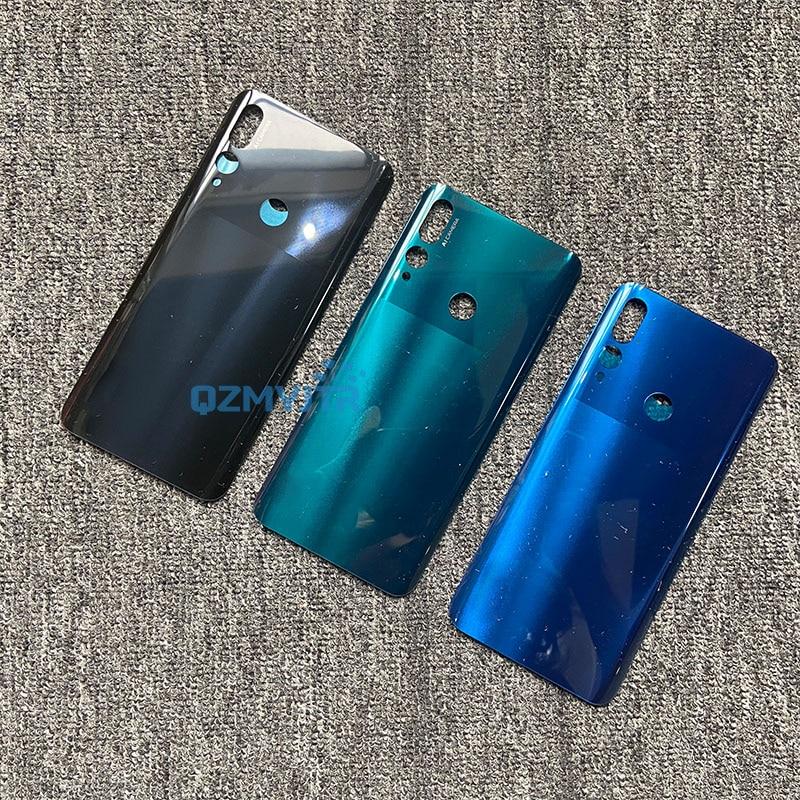 """6,59 """"для Huawei P Smart Z задней крышки батарейного отсека Корпус чехол задняя крышка корпуса для Huawei Y9 Prime 2019 STK LX1 Крышка батарейного отсека"""
