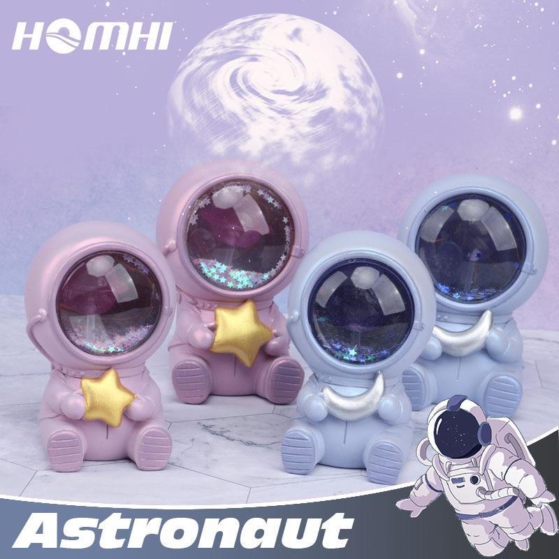 Astronaut Night Light Children Neon Moon Stars Decorative Led Lamps Christmas Novelties Bedroom Creative Lamp Awesome Universe
