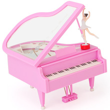 Music Box Birthday Gift for Girlfriend Musical Box 18 Birthday Gift Music Box Christmas Gift dance king classic music box with rc color light vintage metal diy birthday valentine day gift girl musical boxes christmas gift