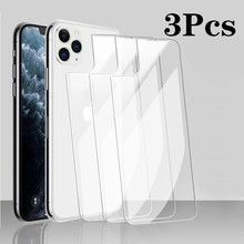 Back-Tempered-Glass Protective-Film Rear-Screen 12 Mini iPhone 12 for 11-pro/Max-se20/7/..
