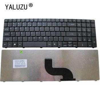 YALUZU New US Laptop Keyboard For Acer Aspire 5741G 5750 5750G 5750Z P5WE0 5542G 5552G 5745 5745DG 5745G 5745P 5253 5253G 5333 цена 2017