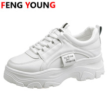 Sneakers Woman's Women Vulcanized Shoes