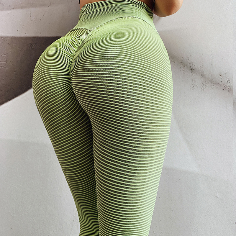 Hotsale New Anti Cellulite Texture Leggings Women Pants Solid High Waist Workout Wrinkle High Elastic Leggings