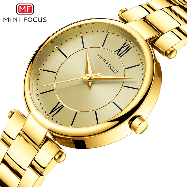 MINI FOCUS Luxury Women Watches
