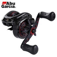 ABU GARCIA REVO 4 SX Fishing Reel 9+1BB 6.6:1 7.3:1 222g 11kg Max Drag Low Profile Baitcasting Reel MAGTRAX Brake System Reel