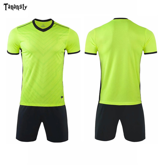 Youth Football Jerseys Soccer Uniform The New Sports Suit for Adult Sports Uniforms Customize Men Training Football Set Shorts
