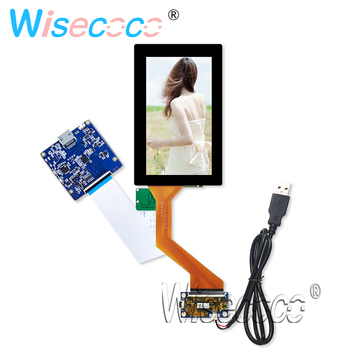 """LS055D1SX05(G)5.5"""" Ultra Clear 4K Display HDMI MIPI with Control Driver Board for DIY"""