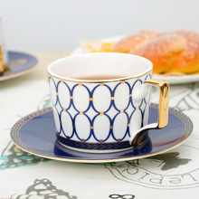 85x85mm Ceramics Coffee Cup With Dish Retro Creative Set Breakfast Milk Exquisite Gifts Water Drinkware Supplies