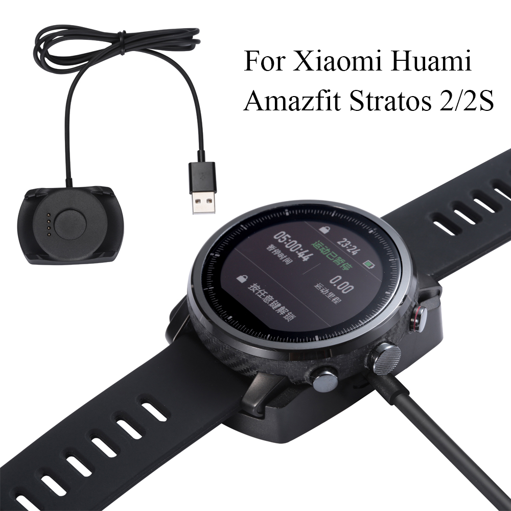 Cradle Amazfit Stratos Charging-Dock Wristband Usb-Charger Universal Xiaomi Fashion