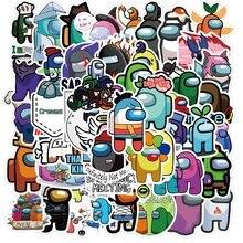 50 sztuk/zestaw 200 różne naklejki gry naklejki Anime na dekoracje ścienne lodówka Laptop Car No Repeat Toys