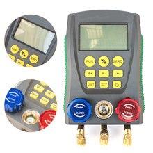 Refrigeration Pressure Gauge Digital Manifold Gauge DY517 Car Air Conditioner Temperature Electronic Manometer Gauge Tester Tool