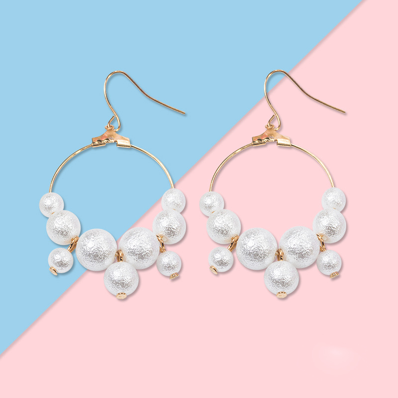 Fashion Long Dangle Earrings Party Jewelry