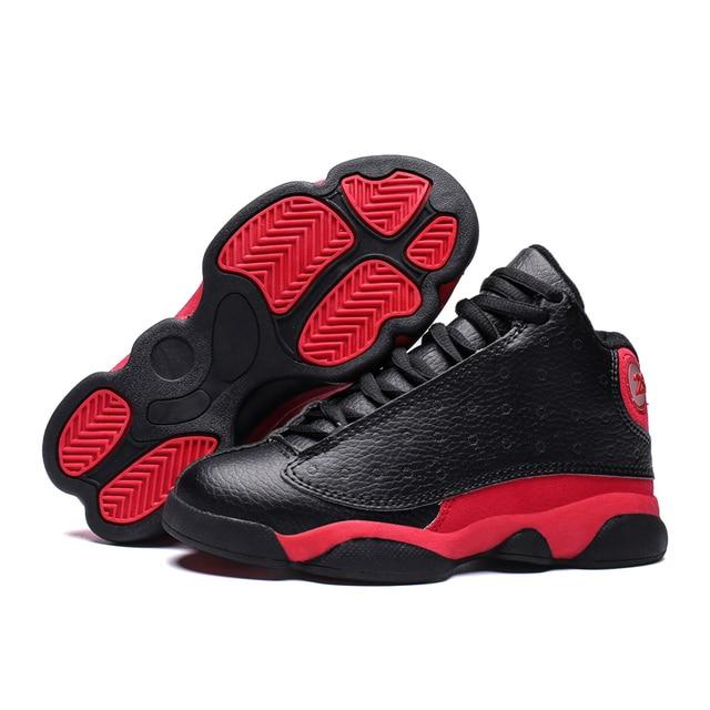 Zapatillas de baloncesto transpirables para Hombre, calzado deportivo antideslizante de alta calidad, a prueba de golpes, novedad de 2019 3