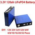 VariCore 3,2 V 120ah Lifepo4 литиевая аккумуляторная батарея 12V 24V 36V 48V 64V многократного цикла глубокого заряда-разряда литий-железо-фосфатный литий-желе...
