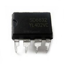 10pcs/lot SD6832 6832 DIP 8 In Stock