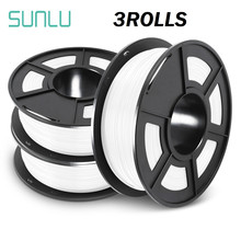 SUNLU 1,75 MM PETG Filament Für 3D Drucker Gute Zähigkeit petg Filament 1KG Mit Spool Lampenschirm Verbrauchs Material