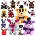 18cm Game FNAF Five Nights at Freddy's Sister Location Red Foxy Mangle Golden Shadow Freddy Bear Chica Bonnie Plush Doll Toys
