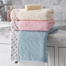 3pcs/set Group of birds cotton bath Towel for adults with face Hand towels Thick Absorbent 3 sizes Large Cotton Towels bathroom