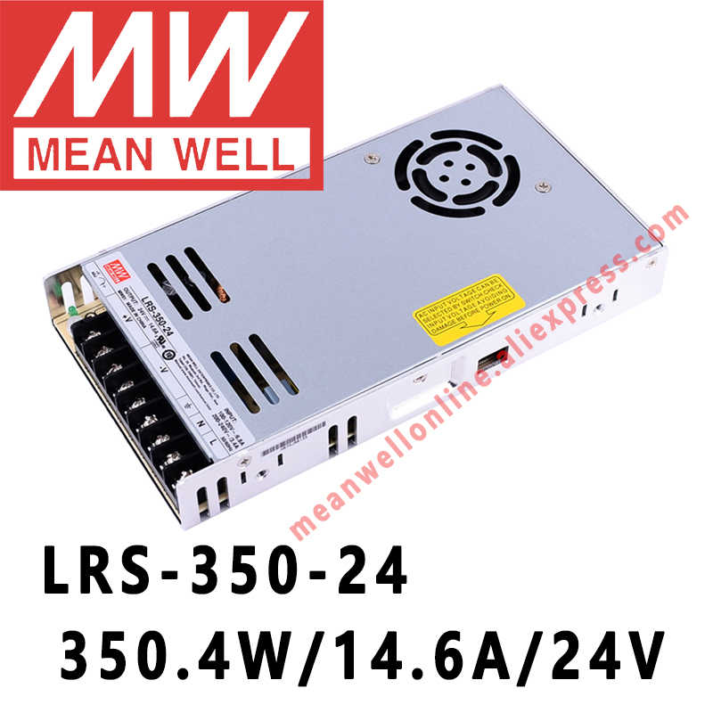 Mean Well LRS-350-24 meanwell 24V/14.6A/350W DC Single Output Switching Power Supply online store