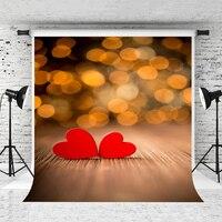 VinylBDS 웨딩 배경 사진 스파클링 골드 우드 플로어 사진 배경 발렌타인 데이 배경 사진 스튜디오