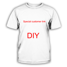 Customer 3D Print DIY Custom Design Mens Womens Clothing Hip