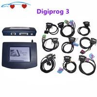 Novo digiprog 3 v4.94 odômetro programador profissional digiprog iii quilometragem ajustar ferramenta digiprog3 transporte rápido da gota