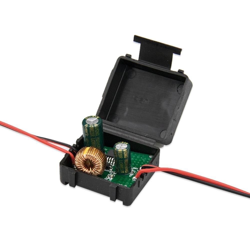 12 В автомобильный фильтр сигнала электропитания Canbus обратная камера выпрямитель реле мощности конденсатор фильтр для VW Benz BMW Audi Skoda Ford Foucs