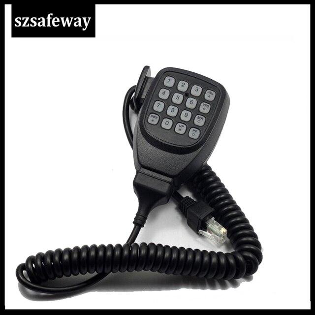 KMC 32 Two Way Radio Speaker MIC With RJ45 8 Pins Microphone For Kenwood Mobile Radio TK768G/TK868G/TM271/TM471/TK7160E